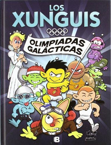 Olimpiadas galácticas (Colección Los Xunguis) (Bruguera Clásica) por Joaquín Cera