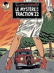 Les Enquêtes auto de Margot, tome 1 : Le Mystère de la traction 22