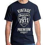 50th Birthday Gifts Men Vintage Premium 1971 T-Shirt for Men