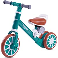 Baybee 2 in 1 Tricycle for Kids with Balance Bike & Detachable Pedals, Kids Self-Balancing Bike for Kids, Cycle for Kids…