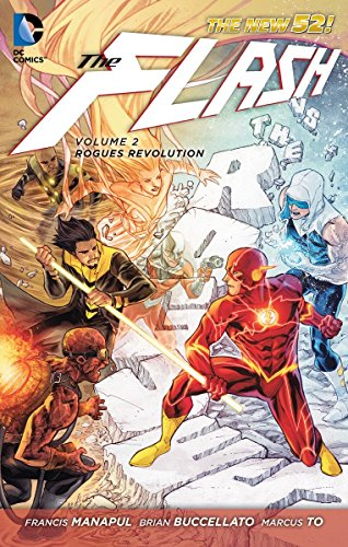Flash Volume 2: Rogue's Revolution TP (The New 52) (Flash 2)