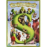 Shrek - 4 Movie Complete Collection