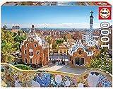 Educa Borras Puzzle Vista De Barcelona Desde El Parque Güell 1000...
