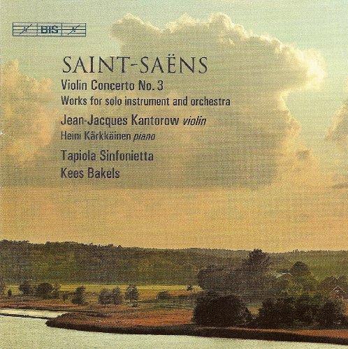 Saint-Saens: Violin Concerto No. 3 / Caprice Andalous (Mp3 Saint Saens Violin Concerto)