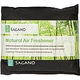 Mejor Carbón Activado Bolsa de carbón activado Eliminador de olor by Sagano–Utiliza Potente y natural de mantener tu casa Fresh y saludable–Ambientador para coche y Pet Bolsa de olores–200g