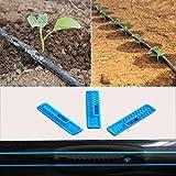 Best Soaker Hoses - Pinkdose® Nuonuowell 50 Meters Garden Drip Tape Watering Review