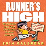 Image de Runner's High 2014 Day-to-Day Calendar