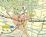 Südharz - Kyffhäuser: Rad- und Wanderkarte mit Ausflugszielen, Einkehr- und Freizeittipps und Stadtplan Sondershausen, reissfest, wetterfest, ... 1:50000 (Rad- und Wanderkarte / RuWK) - Publicpress