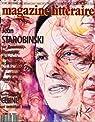 Le Magazine Littéraire, n°280 : Jean Storobinski par Le magazine littéraire