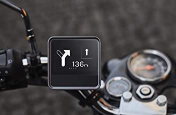 MaximusPro-GPS Based Navigation, Theft Alert,Location Tracker,Low Battery Alert for Bikes Like Royal Enfield, KTM, Harley Davidson and Triumph Motorcycles