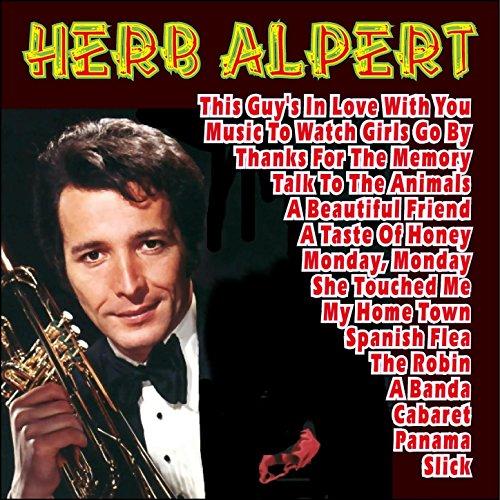 Herb Alpert - Music to Watch G...
