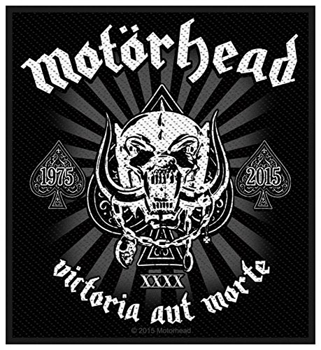 Motörhead Victoria Aut Morte 1975-2015 Toppa Standard