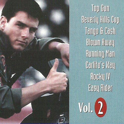 16 Hits aus kultigen Actionfilmen (CD Diverse)