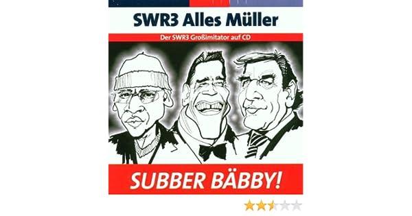 Swr3 Alles Müller Andreas Müller Amazonde Musik