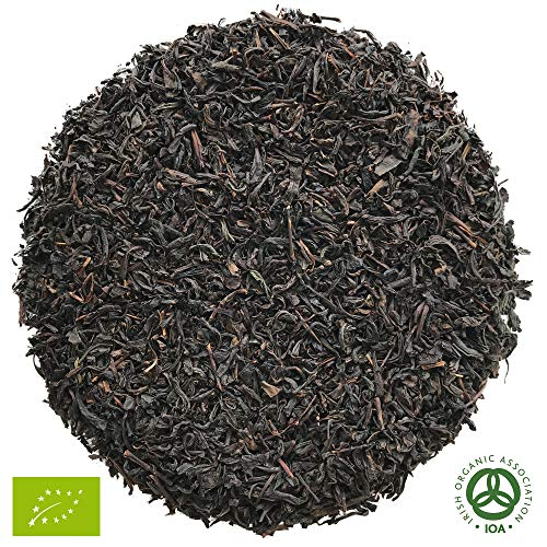 Yunshan Organic Keemun Black Tea Qimen Loose Leaf Chinese Tea