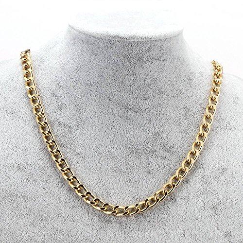Kette Rapper, gold