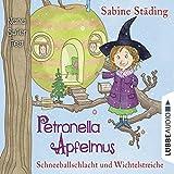Buchinformationen und Rezensionen zu Schneeballschlacht und Wichtelstreiche (Petronella Apfelmus 3) von Sabine Städing