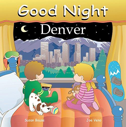 Good Night Denver (Good Night Our World) (English Edition)