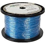 Poder Super 8 Slick línea trenzada Pro, 80 libras / 150-Yard, Azul Marino
