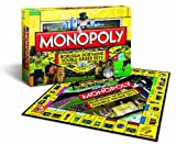 Winning Moves 12331500 - Monopoly Borussia Dortmund Double-Sieger 2012