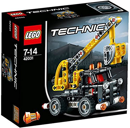 LEGO - Camión con plataforma elevadora, (42031)