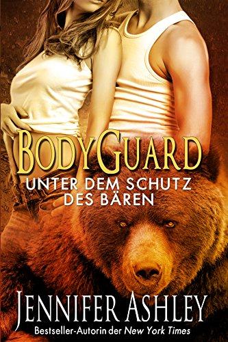 Buchseite und Rezensionen zu 'Bodyguard' von Jennifer Ashley