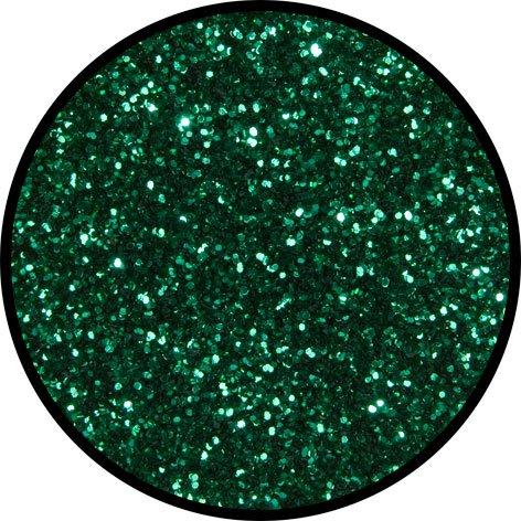 Effekt-Glitzer, smaragd-grün