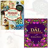 Prashad At Home and The Dal Cookbook 2 Books Bundle Collection - Everyday Indian Cooking from our Vegetarian Kitchen