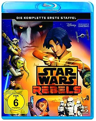 Star Wars Rebels - 1. Staffel [Blu-ray] [Import anglais]
