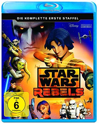 Star Wars Rebels - Staffel 1 [Blu-ray]