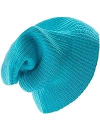 4sold Unisexe Garçon Fille Skullies Bonnets Bonnet Fourré Hiver pour Bonnet  Ticoté avec Plusieurs Coloris Taille d2aabdb0a79