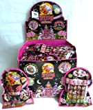 Filly Magic Witchy : Display mit 48 Filly-Magic Witchy-Booster-Packs. Jedes Booster-Pack (Tüte) enthält eine Figur, eine Karte und ein Booklet .
