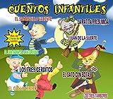 Cuentos Infantiles: El Gato con Botas, La Ratita Presumida, Los Tres Cerditos,...