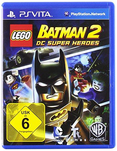 Lego Batman 2 - DC Super Heroes (Ps Vita-lego Batman-spiele)