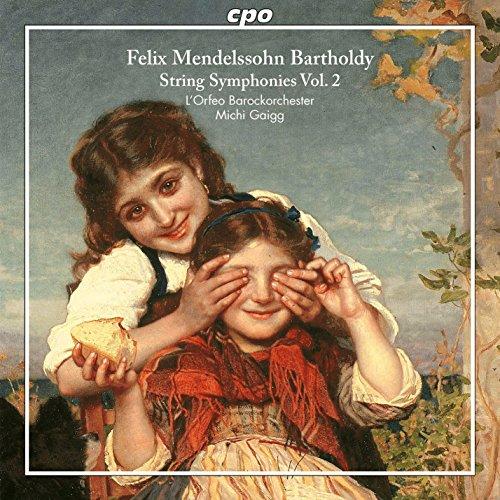 Streichersinfonien Vol.2