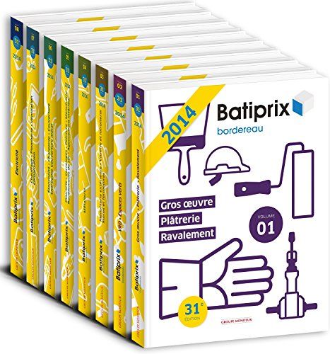 BATIPRIX 2014 - LE PACK COMPLET par Groupe Moniteur