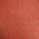 mnii Holly Rot Design 100% Lifestyle Weihnachts Baumwolle