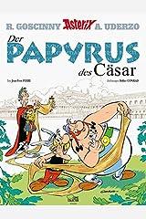 Asterix 36: Der Papyrus des Cäsar Gebundene Ausgabe