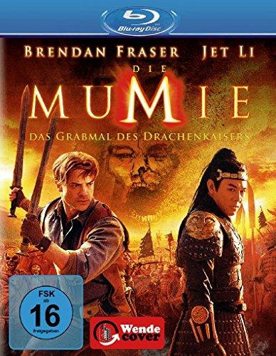 Die Mumie - Das Grabmal des Drachenkaisers [Blu-ray]