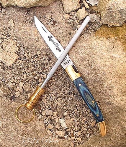 laguiole-bougna-5321-bleu-france-a-la-main-manche-en-teck-lames-gobelets-gentlemanmitre-laiton-s-cou