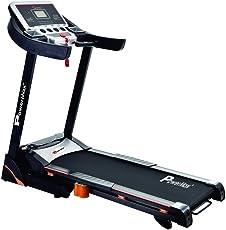 Powermax Fitness TAC-325 2HP AC Motorized Treadmill with Auto Inclination