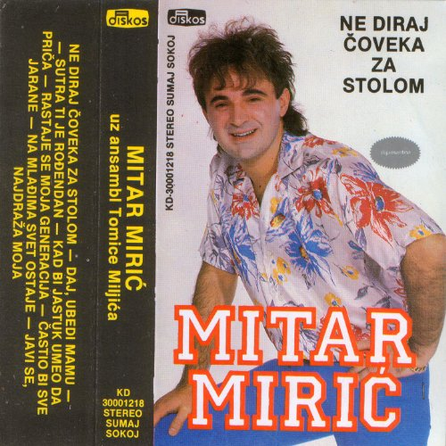 sutra ti je rođendan Sutra Ti Je Rodjendan by Mitar Miric on Amazon Music   Amazon.co.uk sutra ti je rođendan
