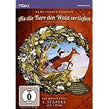 Als die Tiere den Wald verließen, Staffel 1 - Remastered Edition / Die komplette 1. Staffel der ...