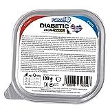 Forza10 Nassfutter für Hunde mit Diabetes, 1er Pack (1 x 3.2 kg)