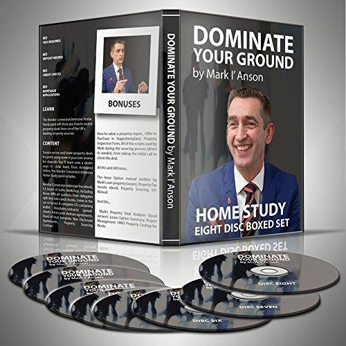 Dominate Your Ground - Home Study Audio Set