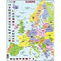 Larsen K2T Europe Puzzle