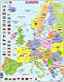 Larsen K2 - Europa Puzzle, 48 Teile