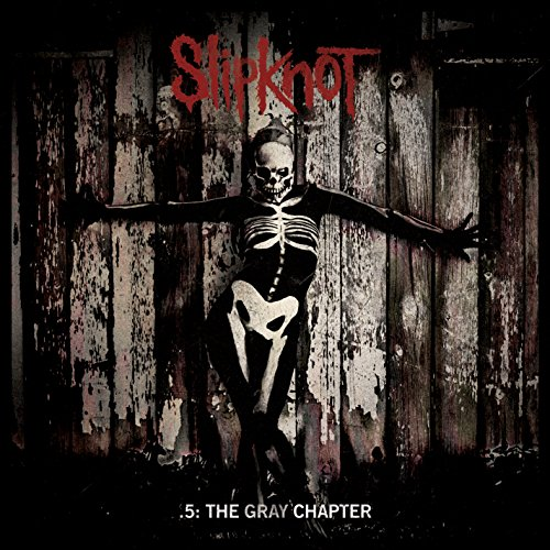 Slipknot: .5: The Gray Chapter (Audio CD)
