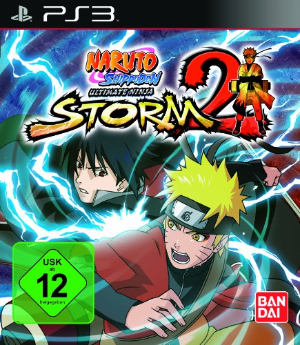 Naruto Shippuden: Ultimate Ninja Storm 2 - Naruto Ps3 Ultimate Ninja
