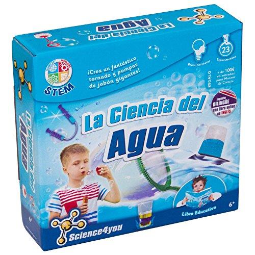 Science4you - la ciencia del agua - juguete científico y educativo